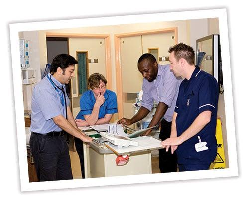 Consultant Emergency Medicine